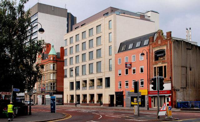 Merchant Hotel Belfast Rooms
