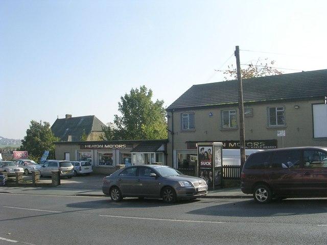 Heaton Car Sales Romford