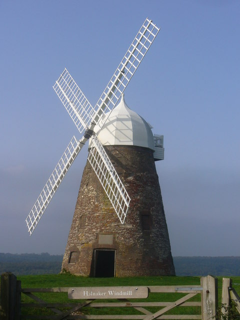 Halnaker Windmill 169 Colin Smith Cc By Sa 2 0 Geograph