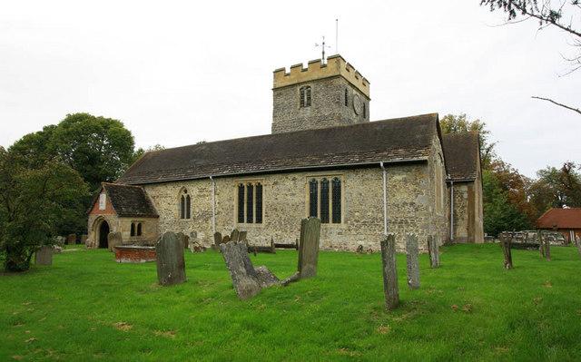 St Nicholas, Charlwood, Surrey