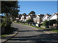 TQ3702 : Bishopstone Drive by Oast House Archive
