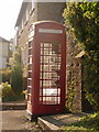 TQ0118 : Fittleworth: phone box by the Swan Inn by Chris Downer