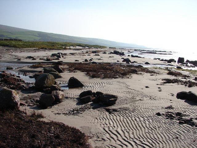 Kintyre coast, Killean