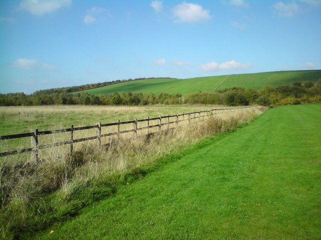 Farmland Near Eastwood Hall