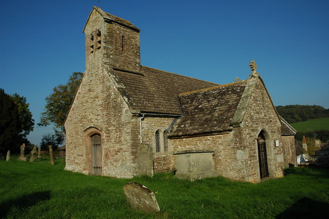 Llangovan Church