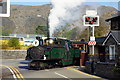 SH6946 : Earl of Merioneth at Glanypwll Crossing, Blaenau Ffestiniog : Week 41