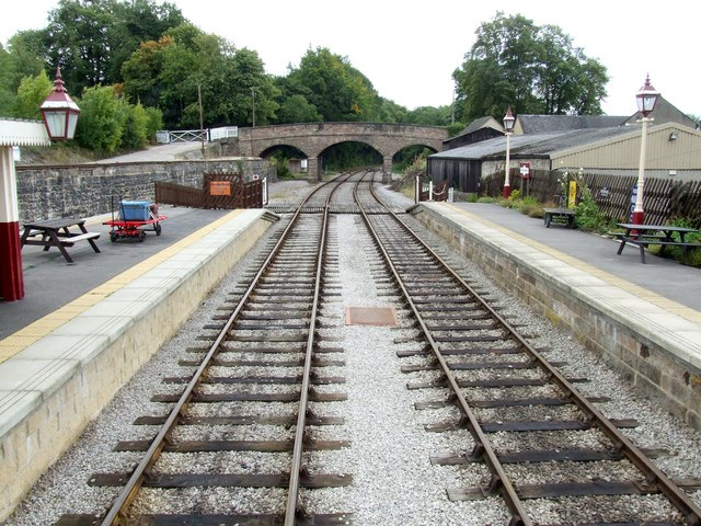 Railway Station, Wirksworth
