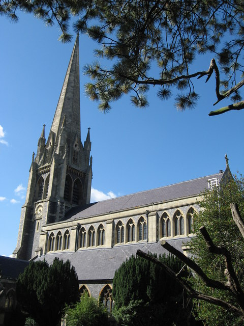 St Martin's Church, Dorking