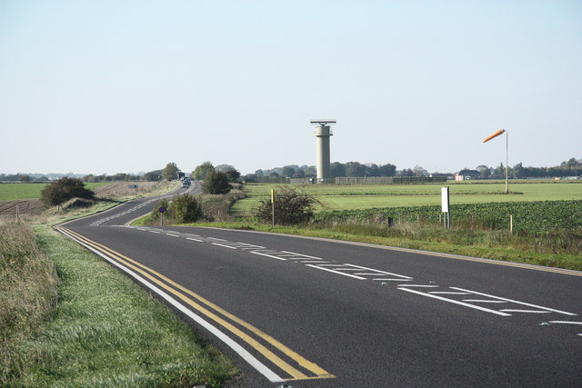 A17 near Cranwell