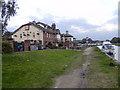 SD7200 : Bridgewater Canal, The Moorings by David Dixon