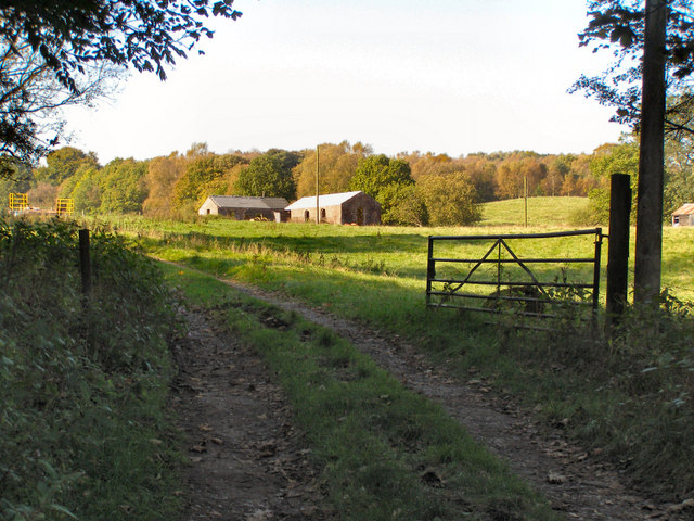Hopwood Hall Farm