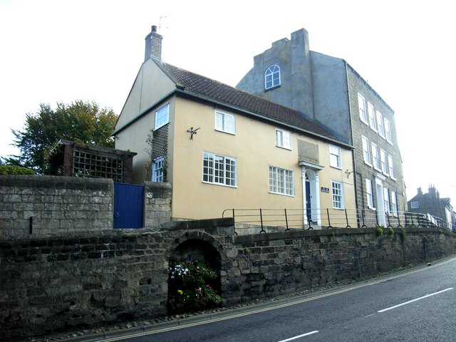 The Old School House, High Street