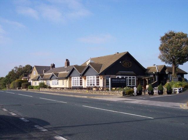 Parbold Hill Restaurant