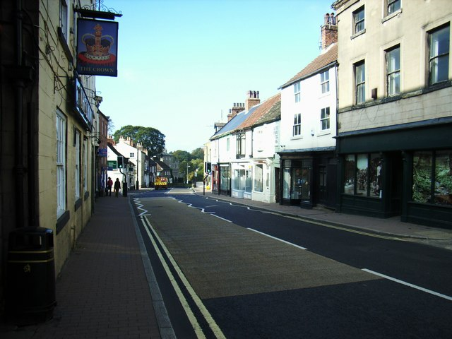 High Street, Knaresborough