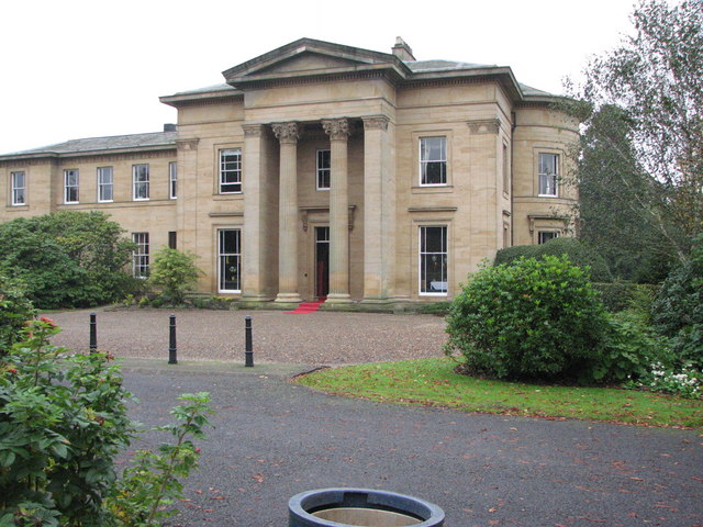 Longhirst Hall