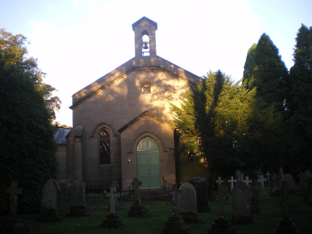 St  Peter's Church, Humshaugh