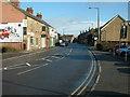 SE3809 : Barnsley Road, Cudworth A628 looking north by John Orchard