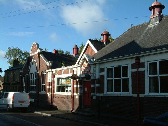 West End Institute & Club, Cudworth