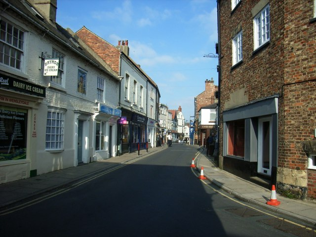 Fisher Street, Knaresborough