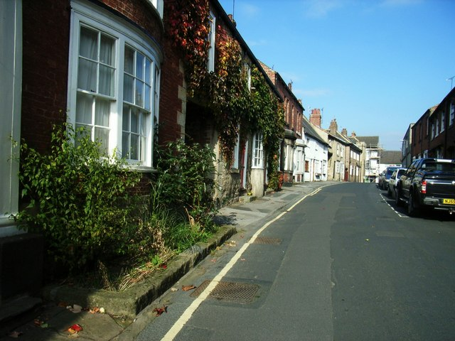 Finkle Street, Knaresborough