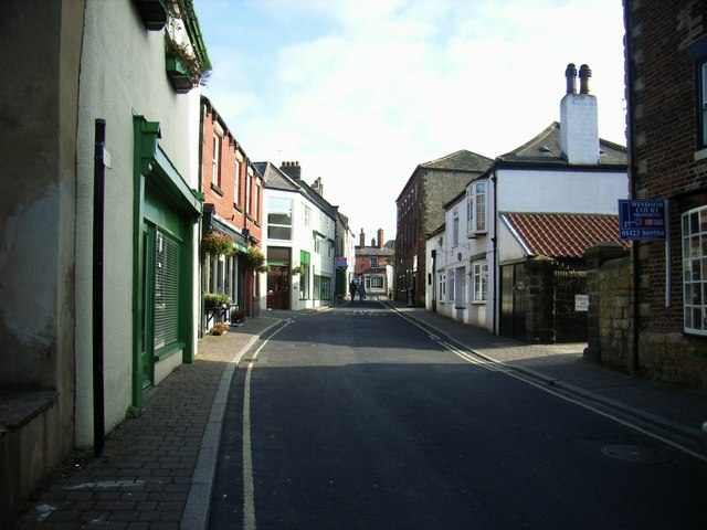 Kirkgate, Knaresborough