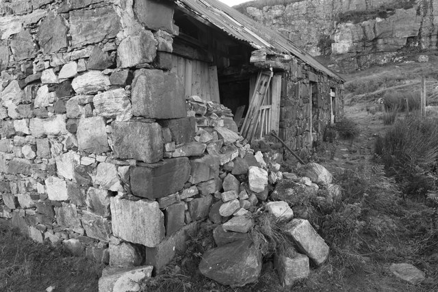 Ruined Shepherds Cottage