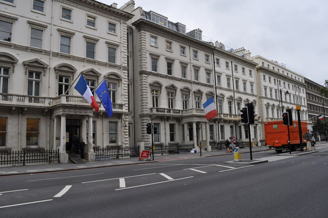 London : Kensington - French General Consulate