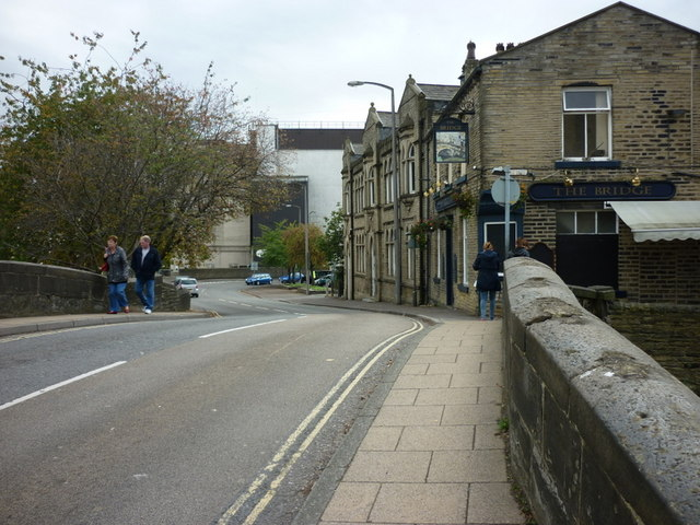 Briggate, Brighouse