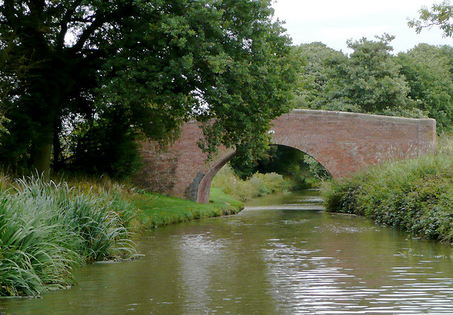 Bridge No 58 east of Tutnall, Worcestershire
