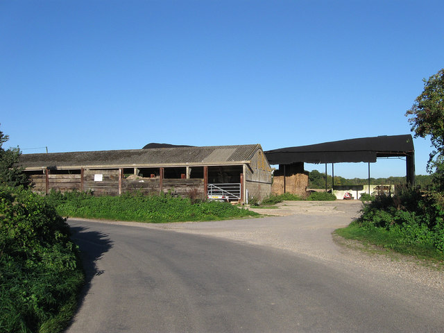 Barns, Church Farm