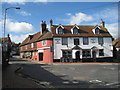 TQ4009 : Swan Inn, Lewes by Oast House Archive