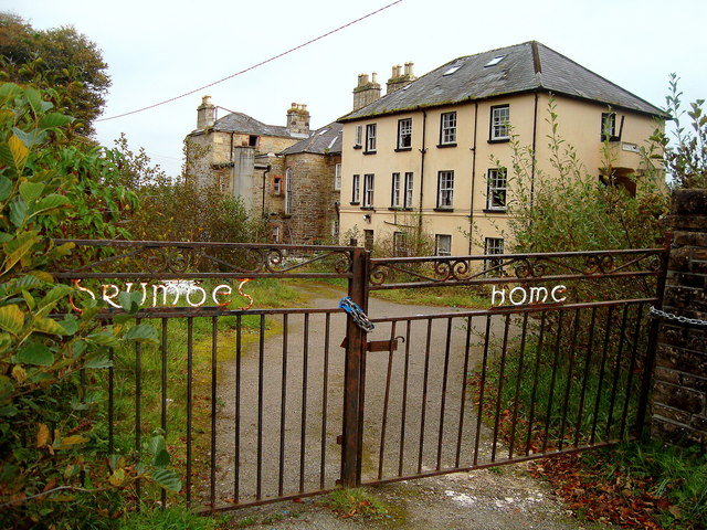 Drumbeat Manor (House) has been listed among the world's most haunted buildings.