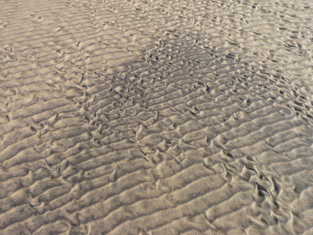 Patterns in the sand (1)