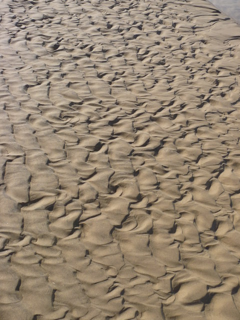 Patterns in the Sand (2)