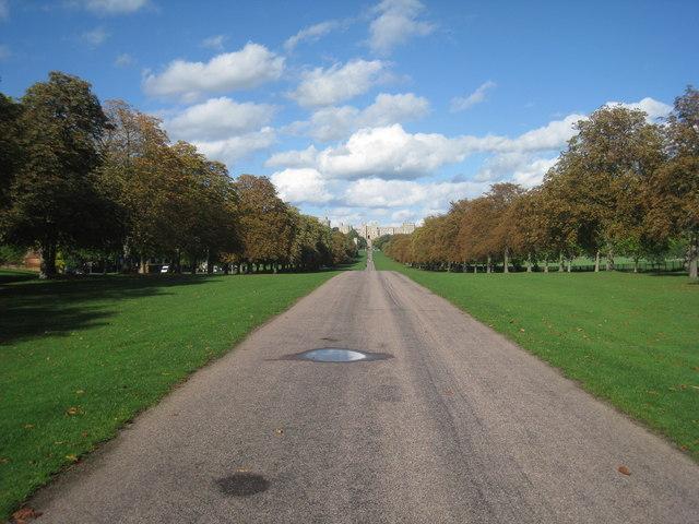 The Long Mile Windsor Home Park C Jonathan Thacker