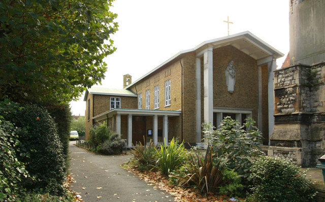 St Mary, Kennington Park Road, Newington, London SE11