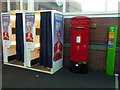 SZ0991 : Bournemouth: postbox № BH8 30, inside Asda by Chris Downer