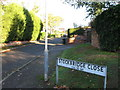 SO8698 : Stockbridge Close, Wightwick by Alex McGregor
