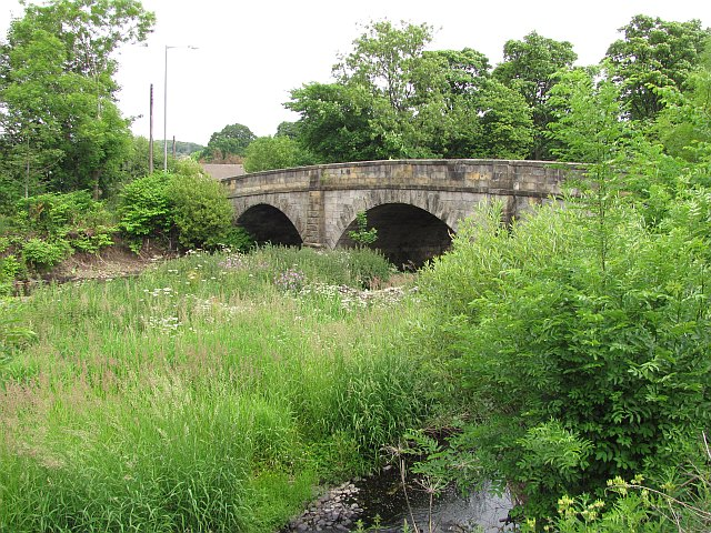 Bridge over the Carron