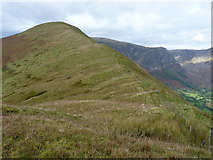 SH8517 : Bwlch yr Anges and Cwm Cywarch by Richard Law