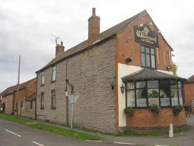 The Wheatsheaf, Long Bennington