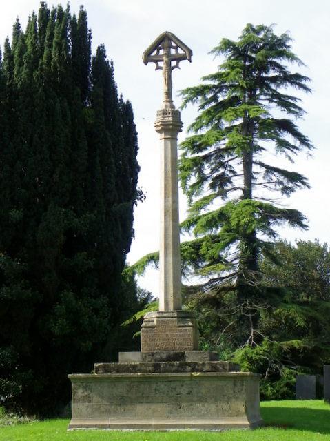 War Memorial, Rippingale