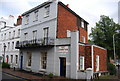 TQ5838 : Sussex House, The Pantiles by N Chadwick