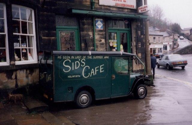 Sid S Cafe Las Vegas