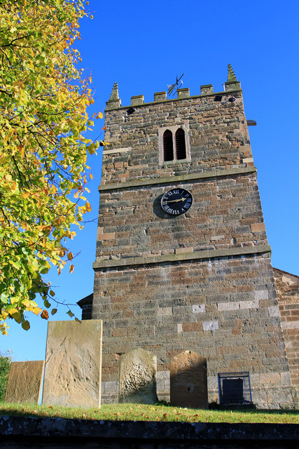St. Giles' Church, Ollerton