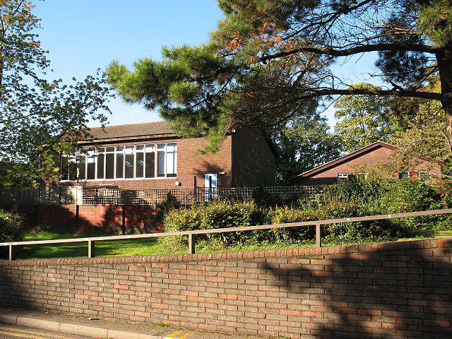 St Nicholas church hall, Sutton
