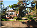 TQ2564 : St Nicholas church hall, Sutton by Stephen Craven