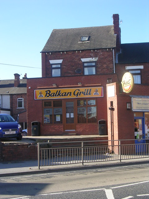 balkan grill doncaster road betty longbottom cc by sa 2 0 geograph britain and ireland. Black Bedroom Furniture Sets. Home Design Ideas