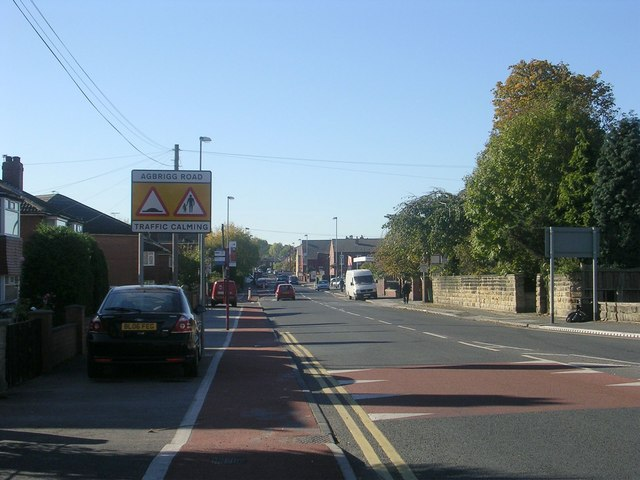 Agbrigg Road - Doncaster Road