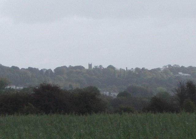 View to High Melton